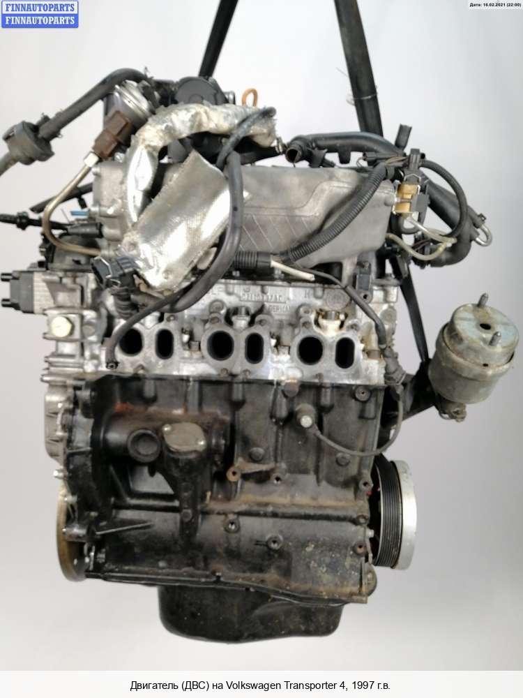 купить новый двигатель на фольксваген транспортер т4