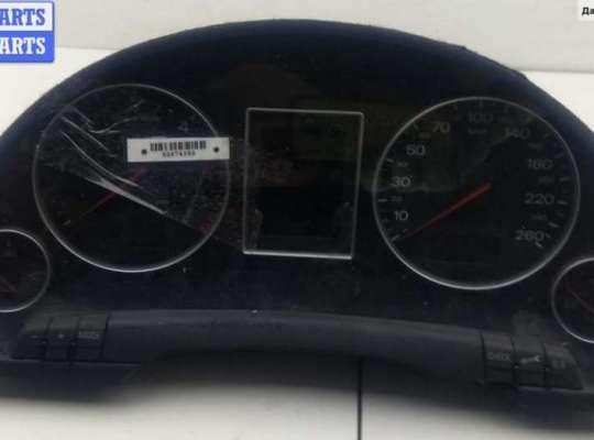 купить Щиток приборный (панель приборов) на Audi A4 B6 (2001-2004)