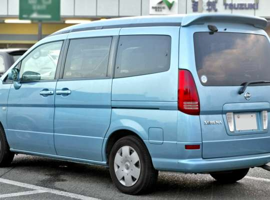 Nissan Serena II C24 (Japan)