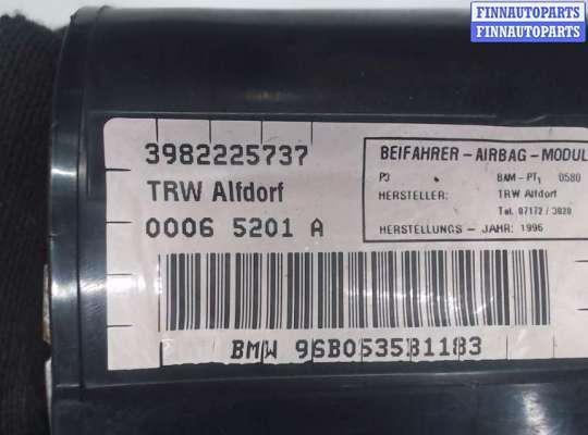 купить Подушка безопасности переднего пассажира на BMW 5 E39 1995-2003