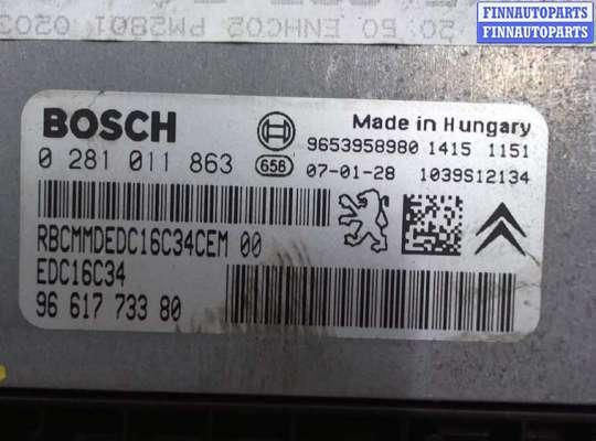 купить Блок управления (ЭБУ) на Peugeot 307
