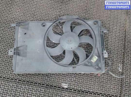 купить Вентилятор радиатора на Opel Meriva 2003-2010