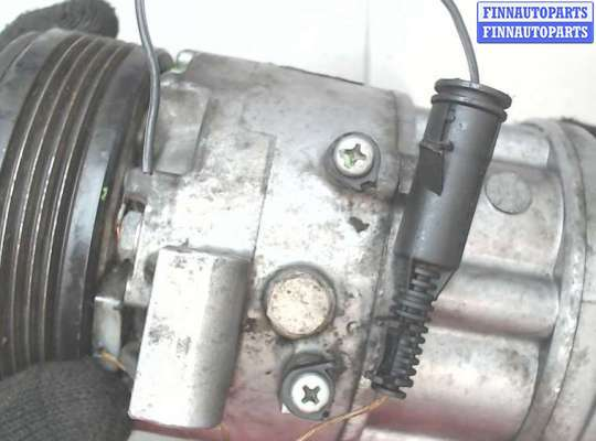 Компрессор кондиционера BM1163755 на BMW 3 E46 1998-2005