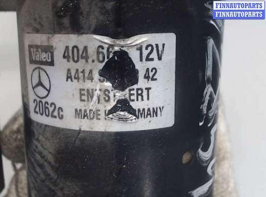 купить Двигатель стеклоочистителя (моторчик дворников) на Mercedes Vaneo