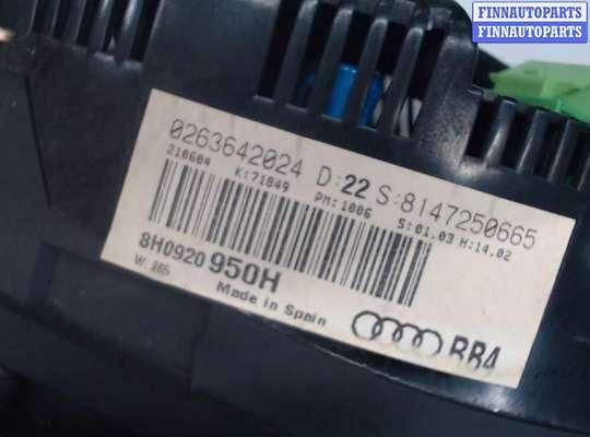 купить Щиток приборов (приборная панель) на Audi A4 (B6) 2000-2004