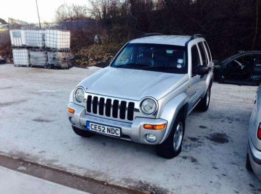 2735f45bef86c Продажа б/у запчастей для Jeep, разборка автомобилей Джип (Jeep) —  FINNAUTOPARTS