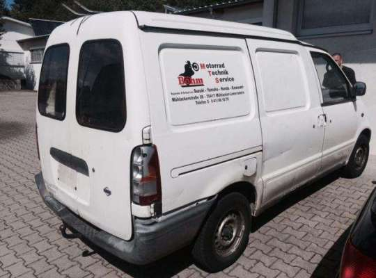 Nissan Vanette Cargo HC 23