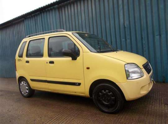 Suzuki Wagon R+ (MA63S, MM)