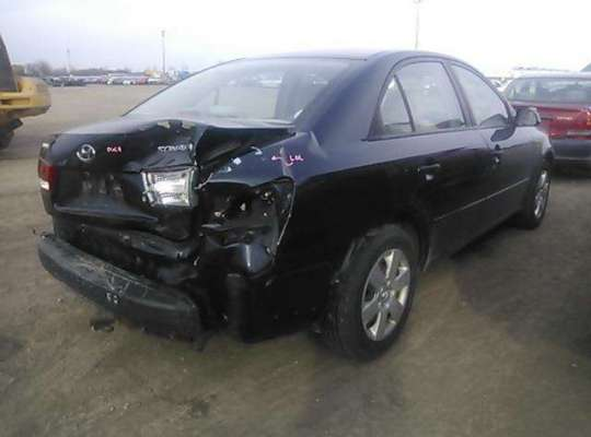 Hyundai Sonata VI (NF)