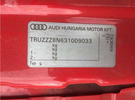 Audi TT (8N) Coupe/Roadster