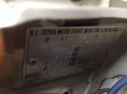 Toyota Corolla Verso AR10