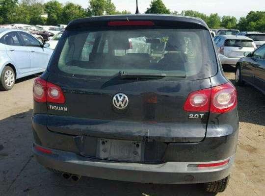 Volkswagen Tiguan (5N)