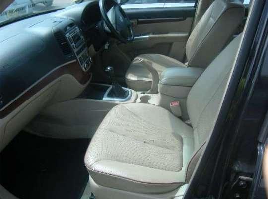 Hyundai Santa Fe II (CM)