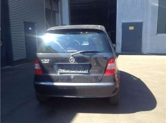 Mercedes-Benz A (W168)