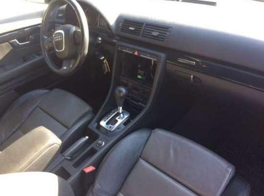 Audi A4 (8E/8H, B7)