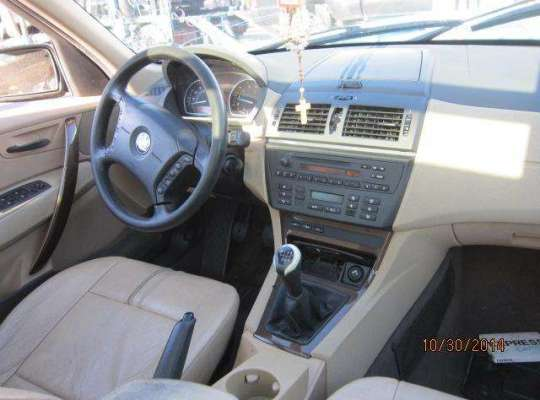 BMW X3 (E83)