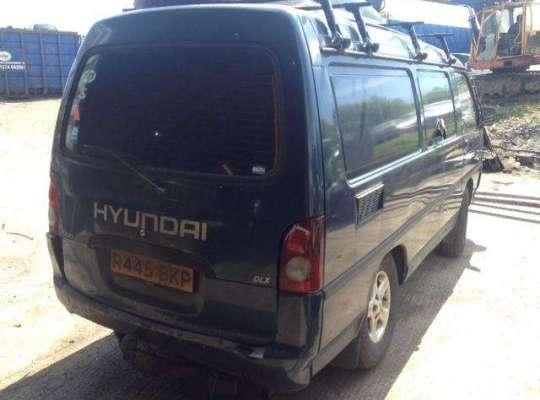 Hyundai H100 Grace