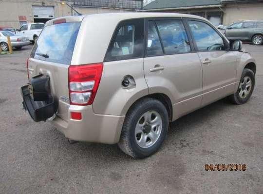 Suzuki Grand Vitara II (JT, TD54)