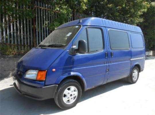 Volkswagen Jetta IV (USA)