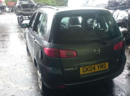Mazda 2 I (DY)
