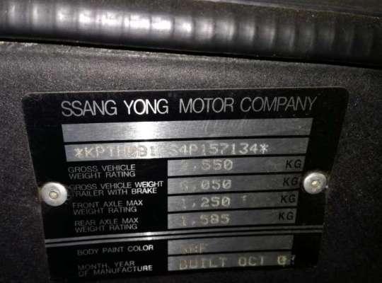 SsangYong Rexton I