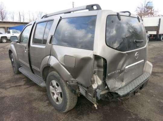 Nissan Pathfinder III (R51)