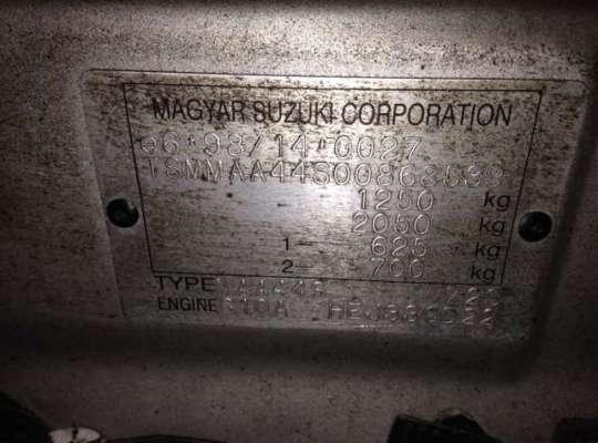 Suzuki Swift II (AH,AJ)