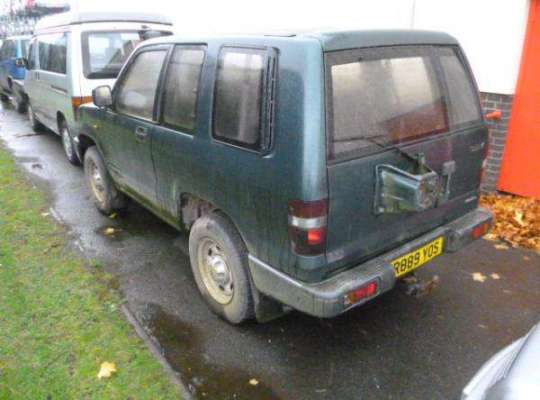 Opel Monterey A