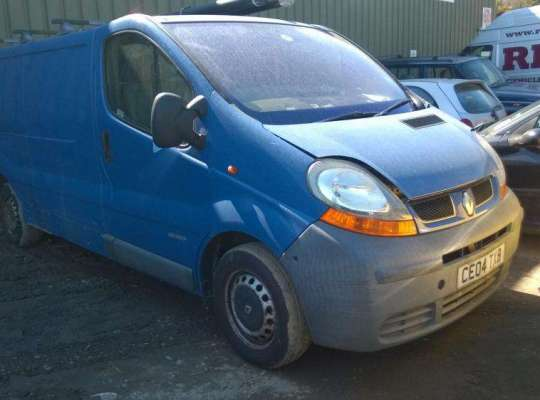 Renault Trafic II