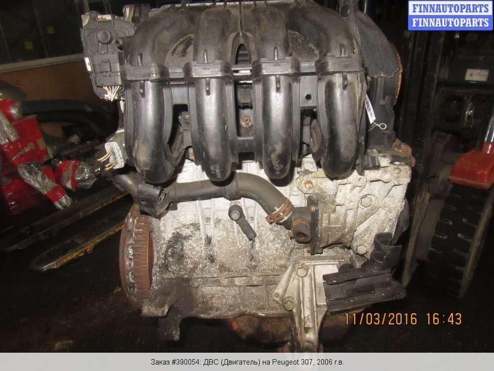 Купить б/у двигатель (ДВС) Citroen (Ситроен) KFU (ET3J4