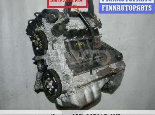 Двигатель (ДВС) A 12 XER