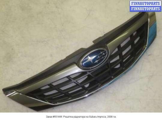 Решетка радиатора на Subaru Impreza III (GE, GH)