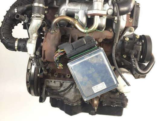 Двигатель (ДВС) F9DA,F9DB