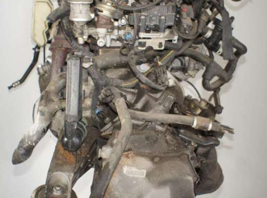 Двигатель (ДВС) X18XE