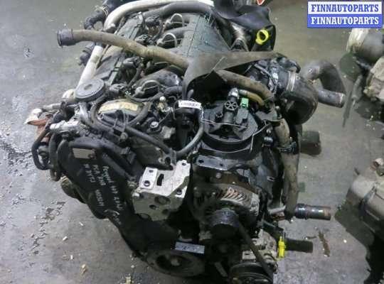 ДВС (Двигатель) на Fiat Scudo II (270)