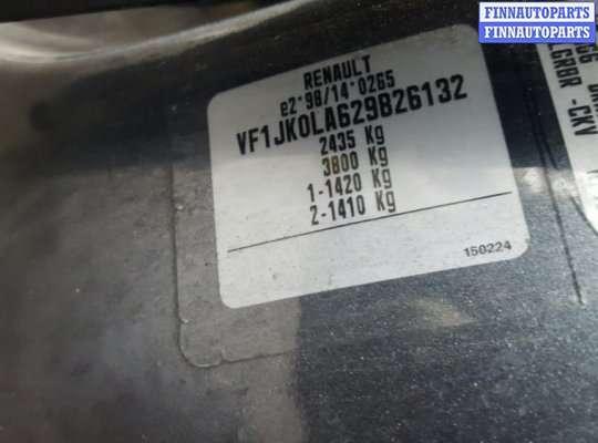 Стекло (распашной задней) двери на Renault Espace IV