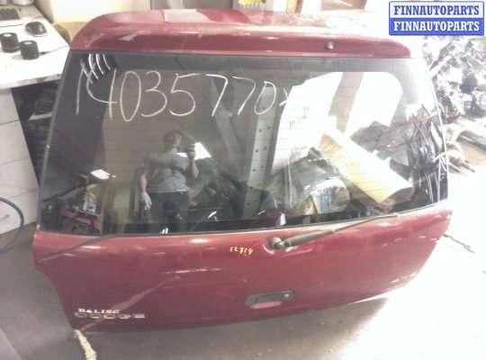 Крышка багажника на Dodge Durango