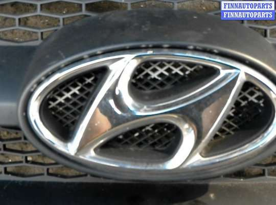 Решетка радиатора на Hyundai Sonata VI (NF)