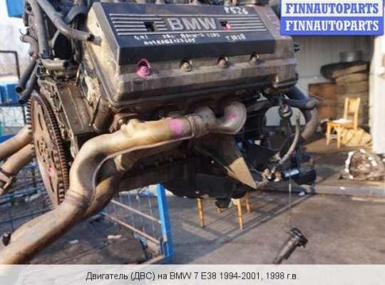 Двигатель (ДВС) M60 B40