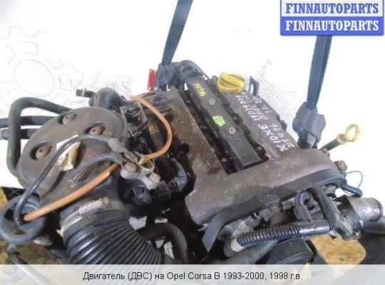 Двигатель (ДВС) X 10 XE