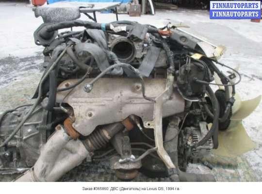 Двигатель (ДВС) 2JZ-GE