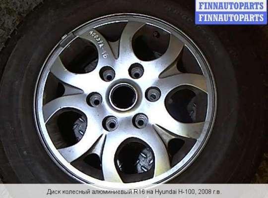Диск колёсный на Hyundai Grand Starex (TQ) II