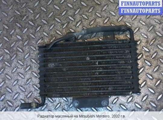 Радиатор масляный на Mitsubishi Pajero III