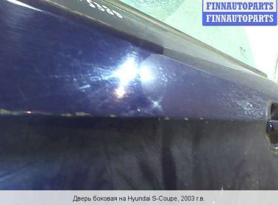 Дверь боковая на Hyundai Coupe / Tiburon II (GK)