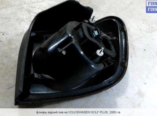 Фонарь задний на Volkswagen Golf Plus (5M1)