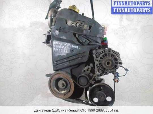 Двигатель (ДВС) K9K 724