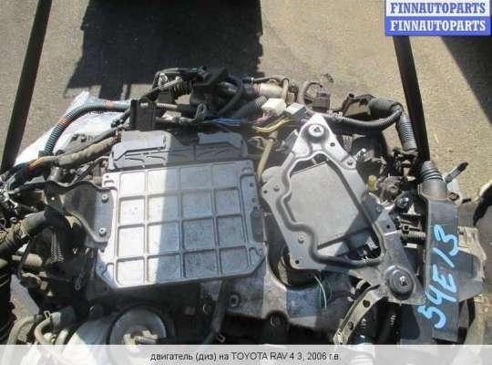 Двигатель (ДВС) 2AD-FTV,2AD-FHV