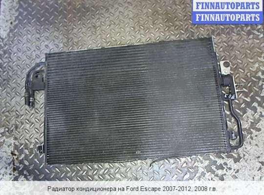 Радиатор кондиционера на Mazda Tribute II