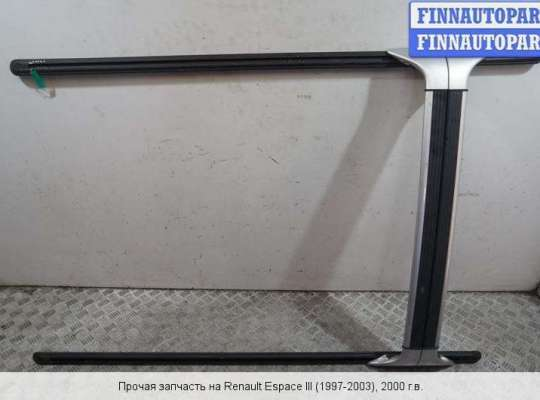 Прочие детали (не вошедшие в список) на Renault Espace II