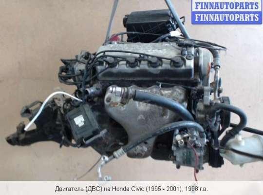 Двигатель (ДВС) D14A4,D14Z2